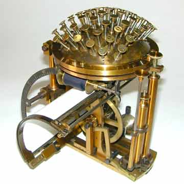 1870 Hansen Writing Ball