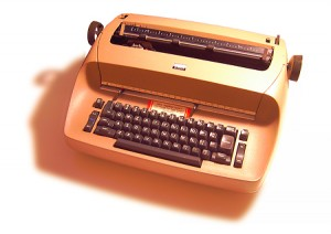 1961 Selectric I Typewriter by IBM