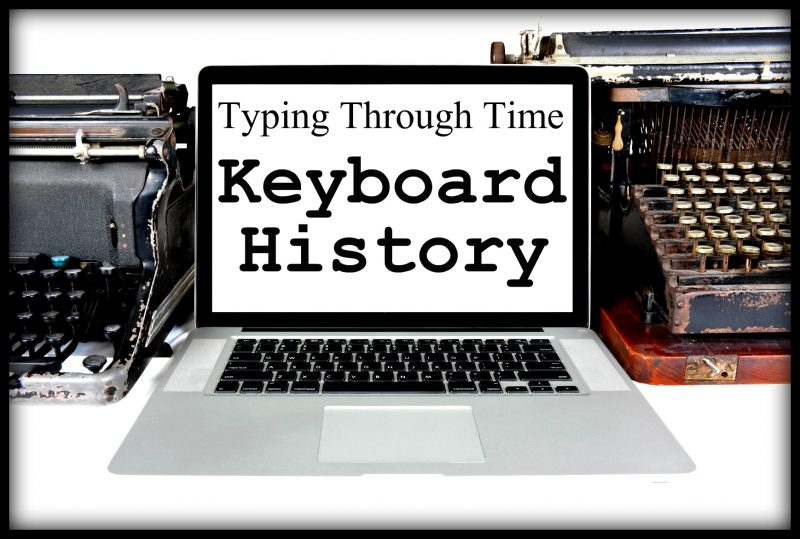Typing Through Time: Keyboard History – Das Keyboard Blog