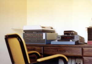 1970s Altair Home Office Desk Set-Up