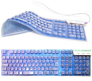True Touch Roll-up Keyboard