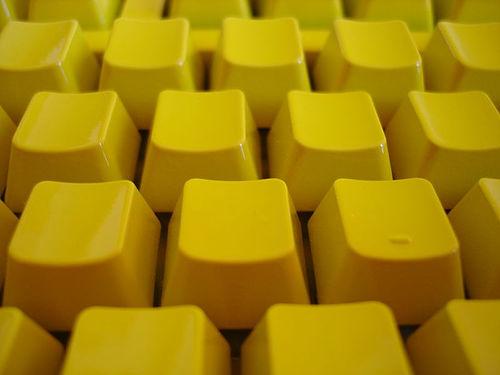 Type Like a Badass: Go Blank – Das Keyboard Blog