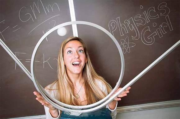 Physics-girl