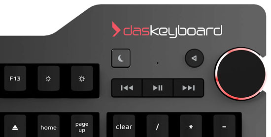 Das Keyboard 4 Professional for Mac