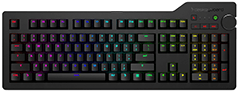 Das Keyboard 4Q top view