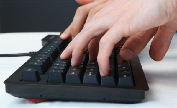 Das Keyboard 4 professional N key rollover