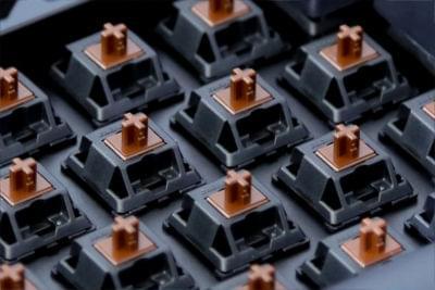 Cherry MX brown switches