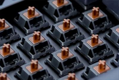 Cherry MX brown switches