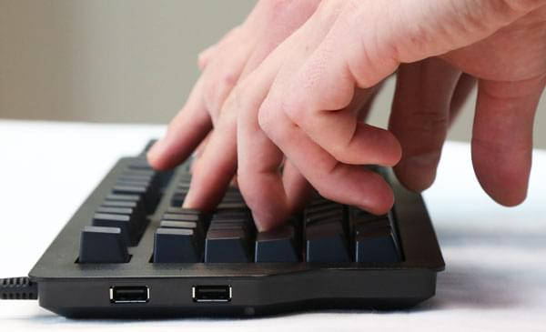Das Keyboard 4C ultimate N key rollover