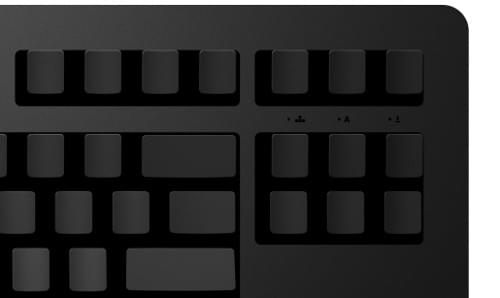 Media on the Das Keyboard 4C ultimate