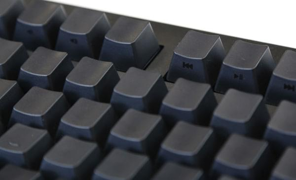 Das Keyboard 4C ultimate media keys