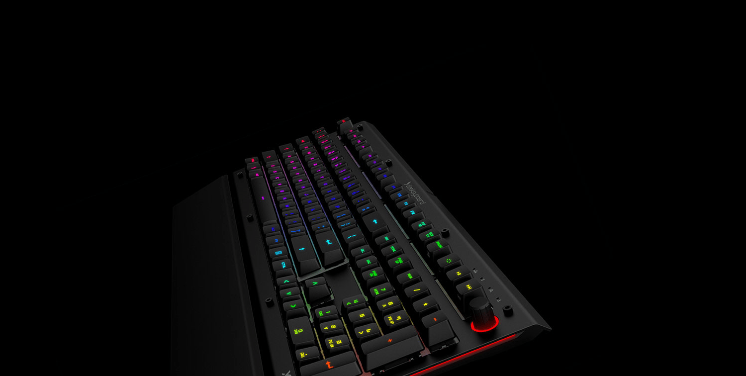 X50Q smart gaming keyboard
