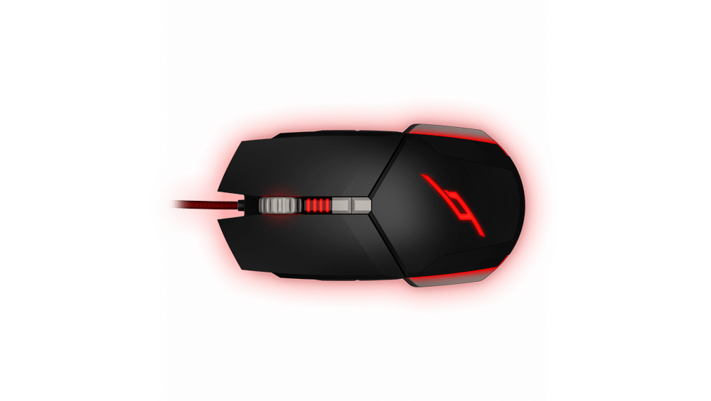 M50 mouse top view