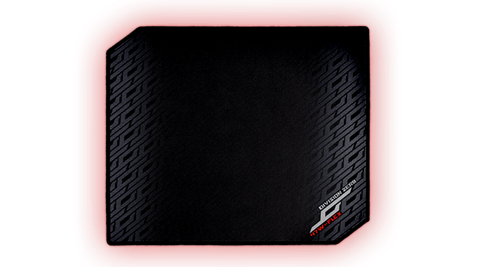 Mouse Pad 47W flex front view