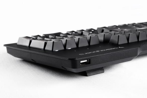 Das Keyboard Prime 13 mechanical keyboard usb port