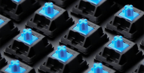 Blue Switches
