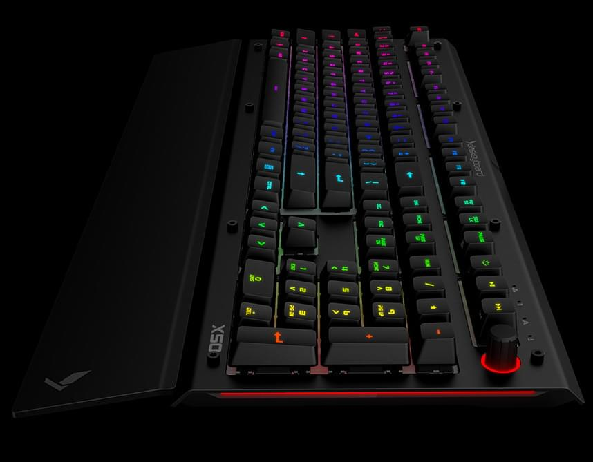 X50 RGB Mechanical Keyboard with N-Key